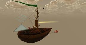 Uan Ceriaptrix - Walnut Family Tree Raft